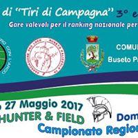 Campionato Regionale Tiri di Campagna 3 e 4 Trofeo Arcodaci