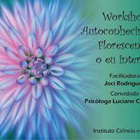 Workshop Autoconhecimento Florescendo o Eu Interior