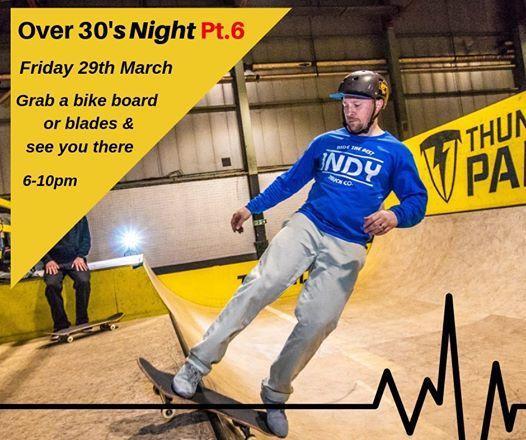 Over 30s night Pt.6