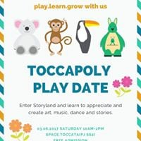 Toccapoly PLAY DATE