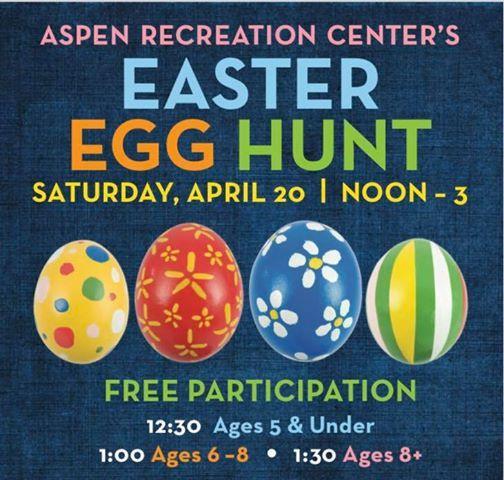 Easter Egg Hunt  Spring Celebration at the ARC
