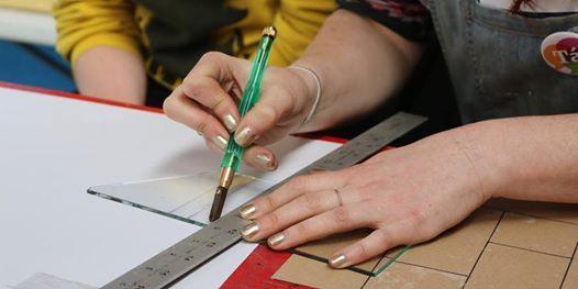 Stained Glass Terrarium Workshop in Cork