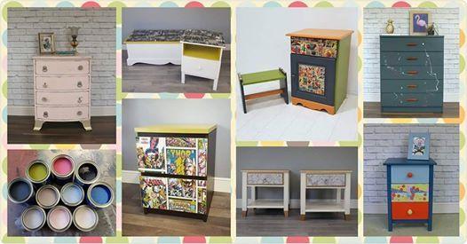 Teen Furniture Revamping Workshop - 12yrs to 16yrs