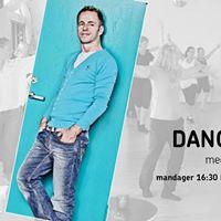 Dance Cardio mandager med Arild Lekanger