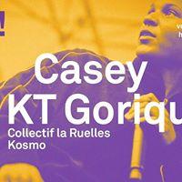 Hip Hop x Casey x KT Gorique