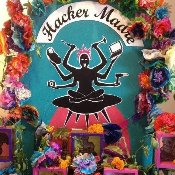 Mothership Hackermoms Open House