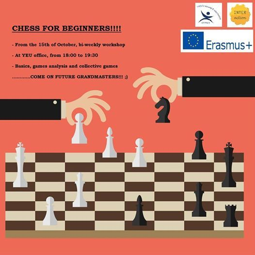YEU workshop Chess for Beginners