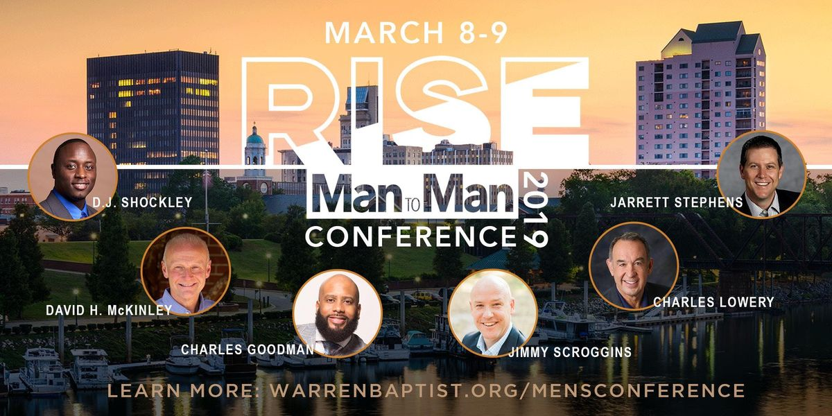 Man to Man Conference 2019