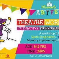 Kidsmania Art Fest