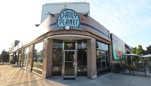Luke Ciminelli at Daily Planet