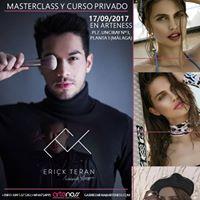 Masterclass Y Curso Privado Con Erick Tern (Social y Creativo)