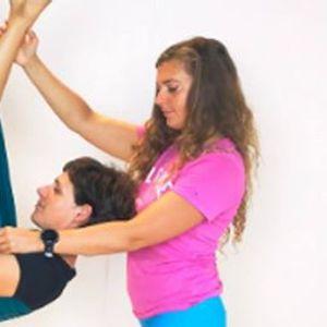 Aerial Yoga Workshop 07.10 10.00am