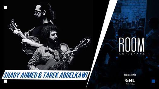 Shady Ahmed & Tarek Abdelkawi  Acoustic Folk Night