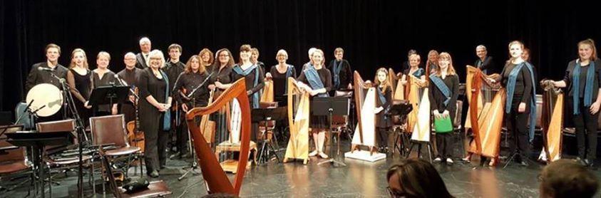 A Feast of Harps