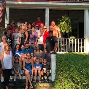 Veterans Club Family Cookout