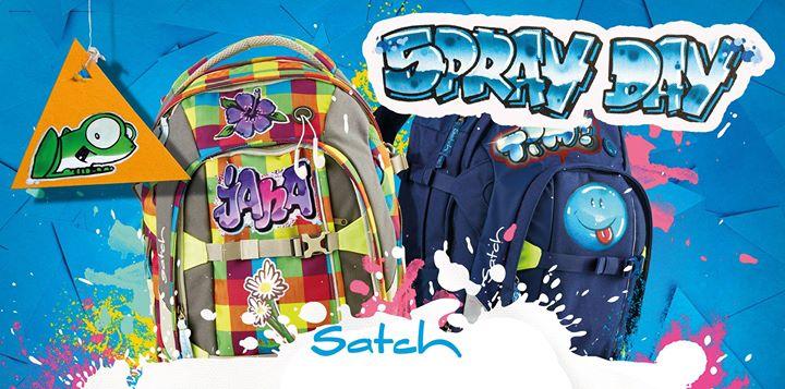 satch sprayday at baumann creative fachcenter westhausen