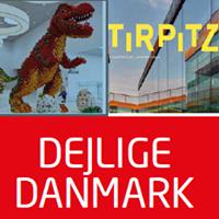 Dejlige Danmark udflugter