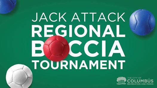 Jack Attack Regional Boccia Tournament
