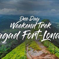 Lohgad Fort Trek &amp Pawna lake Sightseeing (Lonavala)