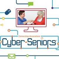 Sharing Teens and Elders Project (STEP) Presents CYBER Seniors