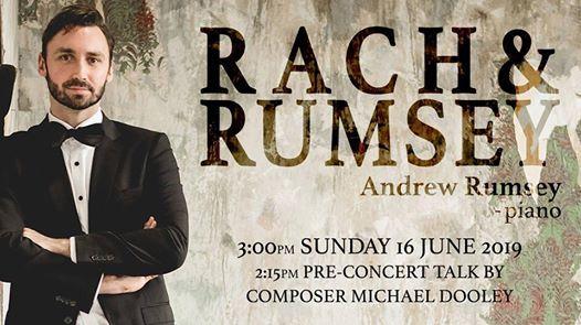 NCO Rach & Rumsey Dooley Piano Concerto No. 1 world premiere