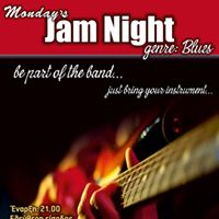 JamNight LAZY Club genre Blues