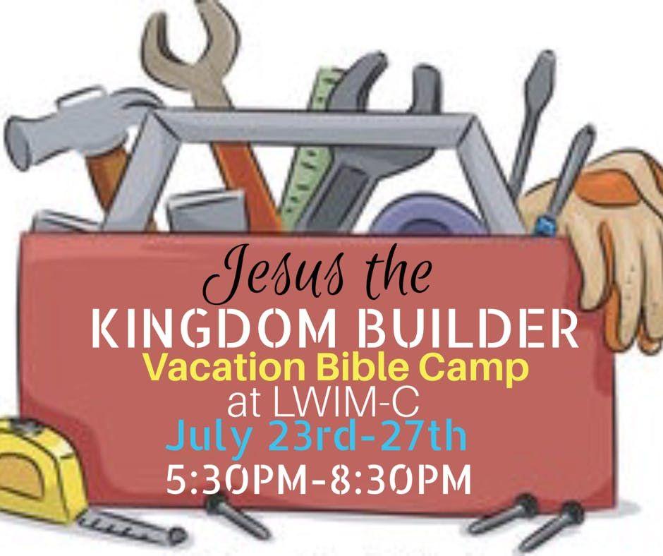 Vacation Bible Camp 2018 LWIM-C