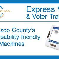 Express Vote &amp Voter Training
