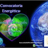 Convocatoria Energtica Toma a Corazn