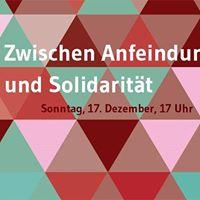 Zwischen Anfeindung und Solidaritt