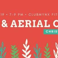 Pole &amp Aerial Clubs Christmas Jam