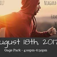 Niagara On The Lake To Hamilton Walk and Run