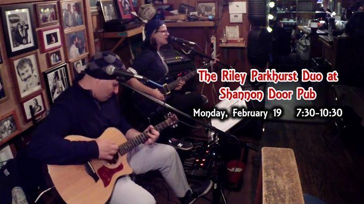 Riley Parkhurst Duo at Shannon Door Pub & Riley Parkhurst Duo at Shannon Door Pub | Jackson