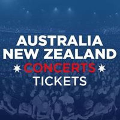 AU & NZ Concerts & Festivals
