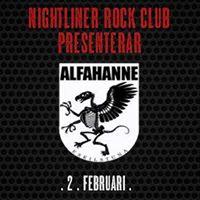 ALFAHANNE  Nekromant NIGHTLINER ROCK CLUB