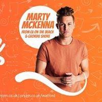 HYPE Under 18s with Marty McKenna 09.08.17