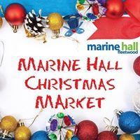 Marine Hall Christmas Market