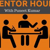 Mentor Hours with Puneet Kumar