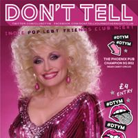 Dont Tell Your Mother - Social - Saturday 7th October