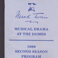 Mark Twain Musical Drama Urchin  Cast Reunion