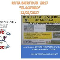Ruta Biertour-Aventura &quotEl Sofreo&quot