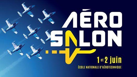 1 et 2 juin 2019 - Aero Salon et spectacle arien (St-Hubert)