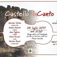 Castello InCanto - Sollima al Festival delle Arti