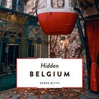 Book Launch Hidden Belgium by Derek Blyth