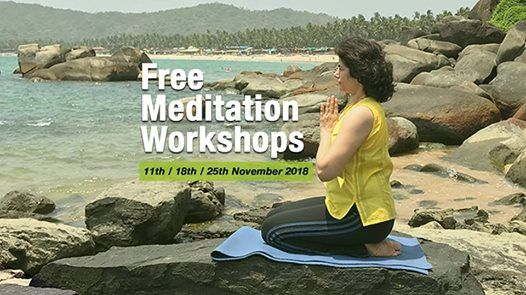 Free Meditation Workshops