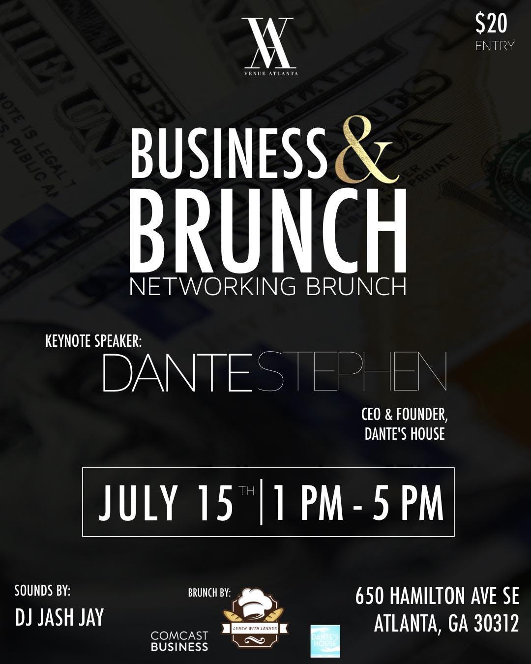 Business Cards & Brunch at 650 Hamilton Ave SE, Atlanta