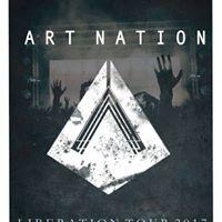 Art Nation I Zaragon Rock Club I Jnkping I 30 Sep