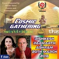 Cosmic Electronic Mantra Music Gathering