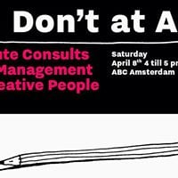 Dr. Dont Time Management Consults for Creative People
