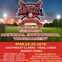 2018 Georgia National Invitational Tournament